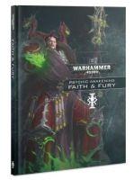Kniha Warhammer 40,000 - Psychic Awakening: Faith & Fury (KNIHY) + figúrka zadarmo