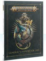 Kniha Warhammer Age of Sigmar - Generals Handbook 2019 (KNIHY) + figúrka zadarmo