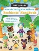 Hračka Kniha Animal Crossing: New Horizons - Residents Handbook
