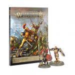 Hračka Kniha Getting Started with Warhammer Age of Sigmar 2021