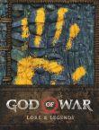Kniha Kniha God of War: Lore and Legends