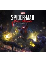 Hračka Kniha Marvels Spider-Man: Miles Morales - The Art of the Game