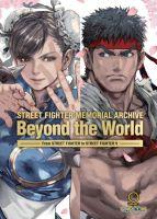 Hračka Kniha Street Fighter Memorial Archive: Beyond the World