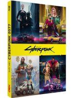 Kniha Svět hry Cyberpunk 2077 CZ (KNIHY)