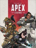 Hračka Kniha The Art of Apex Legends
