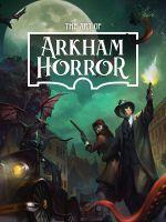 Hračka Kniha The Art of Arkham Horror