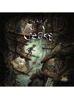Kniha The Art of Creaks EN (KNIHY) + darček 4 litografie