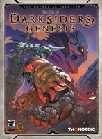 Hračka Kniha The Art of Darksiders Genesis