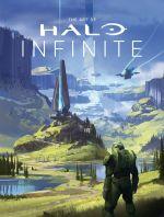 Kniha Kniha The Art of Halo: Infinite
