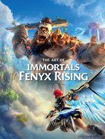 Hračka Kniha The Art of Immortals Fenyx Rising