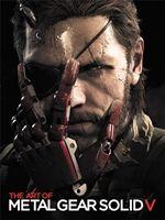 Hračka Kniha The Art of Metal Gear Solid V (poškozený přebal)