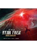 Hračka Kniha The Art of Star Trek: Discovery