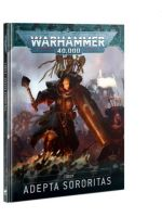 Kniha W40k: Codex: Adepta Sororitas (2021) (KNIHY)