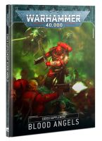 Kniha W40k: Codex: Blood Angels (2020) (KNIHY)
