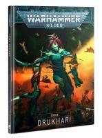 Hračka Kniha W40k: Codex: Drukhari (2021)