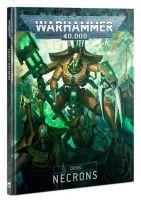 Hračka Kniha W40k: Codex: Necrons (2020)