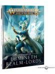 Kniha Warhammer Age of Sigmar: Battletome Lumineth Realm Lords (2021)