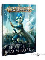 Kniha Warhammer Age of Sigmar: Battletome Lumineth Realm Lords (2021) (KNIHY)