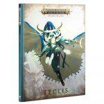 Kniha Warhammer Age of Sigmar: Broken Realms - Teclis (KNIHY)