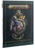 Hračka Kniha Warhammer Age of Sigmar - Generals Handbook 2020