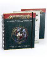 Kniha Warhammer Age of Sigmar - Generals Handbook - Pitched Battles 2021 (KNIHY)