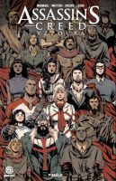 Komiks Assassins Creed: Vzpoura 3 - Finále (KNIHY)