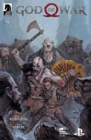 Komiks God of War 2