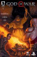 Kniha Komiks God of War #3