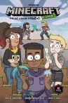 Komiks Minecraft: První kniha příběhů