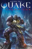 Kniha Komiks Quake Championship #1