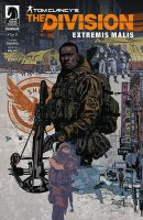 Komiks Tom Clancys The Division Extremis Malis 1 (KNIHY)