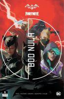 Komiks Batman/Fortnite: Bod Nula #1 (KNIHY)