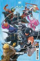 Hračka Komiks Batman/Fortnite: Bod Nula #2