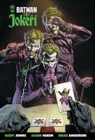 Komiks Batman: Tři Jokeři (KNIHY)