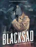 Hračka Komiks BLACKSAD: The Collected Stories