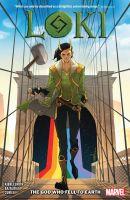 Hračka Komiks Loki: Bůh, který spadl na Zemi