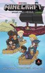 Kniha Komiks Minecraft: Druhá kniha příběhů