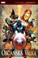 Hračka Komiks Občanská válka (Legendy Marvel)