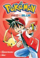 Hračka Komiks Pokémon - Red a Blue 1