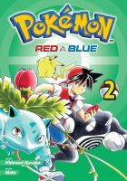 Hračka Komiks Pokémon - Red a Blue 2