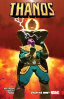 Komiks Thanos: Svatyně nuly (KNIHY)