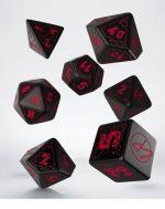 Hračka Kostky Cyberpunk - Red RPG Set (černé)