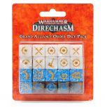 Kocky Warhammer Underworlds: Direchasm - Grand Alliance Order (STHRY)