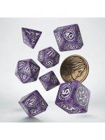 Hračka Kostky Zaklínač - Yennefer (fialové)