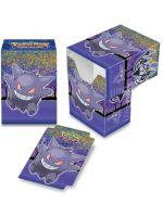 Hračka Krabička na karty Ultra Pro - Pokémon Haunted Hollow