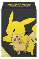 Hračka Krabička na karty Ultra Pro - Pokémon Pikachu