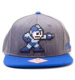 Hračka Kšiltovka Mega Man - Pixel