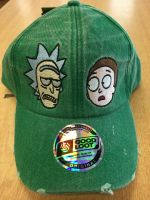 Šiltovka Rick and Morty - Baseball Hat (HRY)