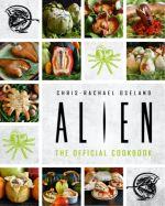 Hračka Kuchařka Alien: The Official Cookbook