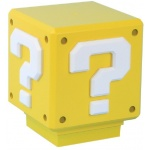 Mini lampička Super Mario - Question Block (HRY)